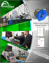 Zelda PHD Head Pressure Test Brochure